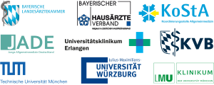 Die Logos der Projektpartner